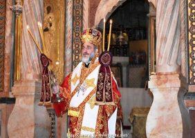 Vizita Primarului Ierusalimului la Patriarhie