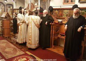 Ceasurile Împărătești ale Botezului Domnului în Biserica Sfinților Împărați Constantin și Elena