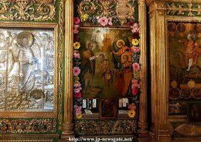 Soborul Sfântului Prooroc Ioan Botezătorul la Patriarhie