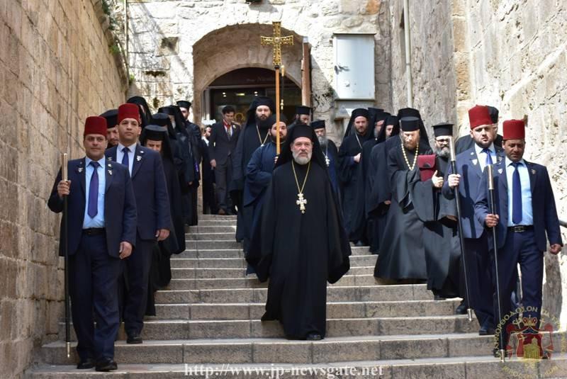 Sărbătoarea Sfinților Teodor la Patriarhie
