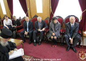 Vizita Ministrului Capacităților Umane, domnul Zoltán Balog