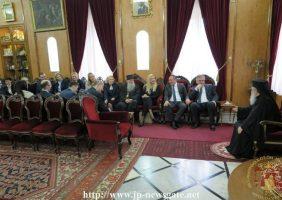 Vizita Președintelui Republicii Bosnia-Herțegovina, domnul Mladen Ivanić