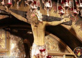 Ultima Sfântă Liturghie a Darurilor Mai Înainte Sfințite pe Înfricosătoarea Golgota