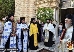 Prim Ministrul României, domnul Sorin Grindeanu, vizitează Biserica Învierii