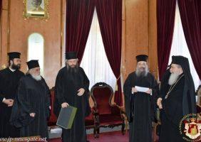 ÎPS Mitropolit își exprimă dorința de a duce Lemnul Sfânt în Patra