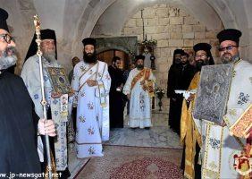 Preafericirea Sa și întâi-stătătorii Bisericilor Creștine din Ierusalim