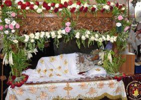 Praznicul împărătesc la Sfântul Mormânt al Maicii Domnului