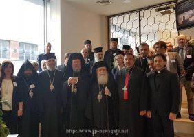 """Participarea Patriarhiei la Conferința despre """"Locuri de cult și locuri sfinte"""""""