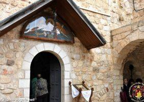 Mănăstirea Sfinților Arhangheli din Orașul Vechi al Ierusalimului