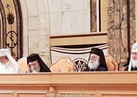 Întâlnirea dintre episcopul ales al luteranilor, Pr. Sany Ibrahim Azhar, și Preafericirea Sa