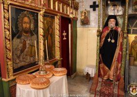 Preafericirea Sa, Arhiepiscopul de Constantina și Dr. Csaba Rada