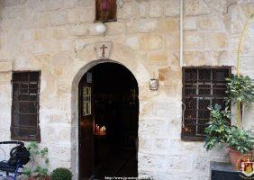 Sfânta Mănăstire a Sfântului Spiridon din Orașul Vechi, în sărbătoare
