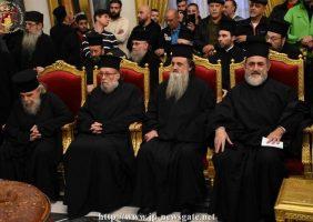 Frăția Sfântului Mormânt reunită în Sala de Recepție