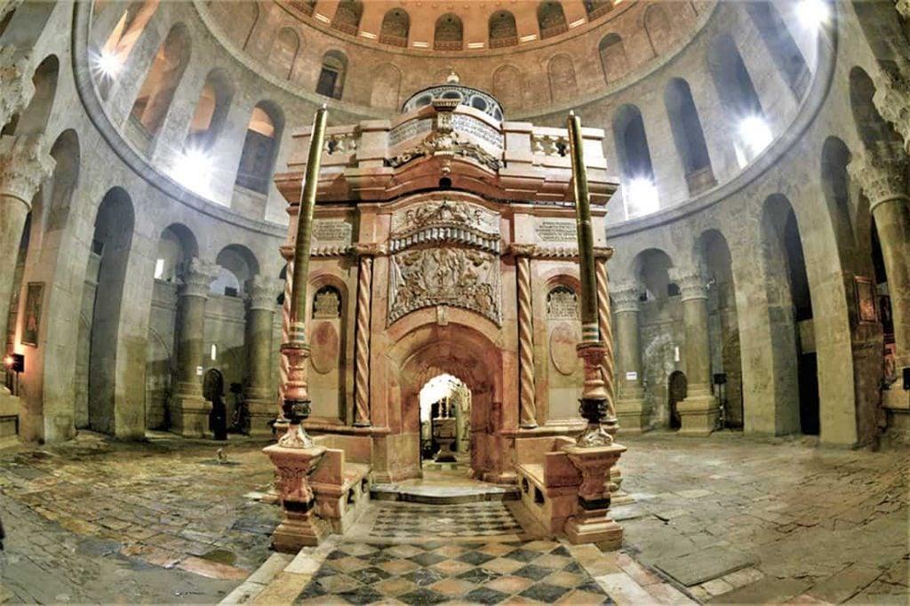 Mormântul Sfânt 1