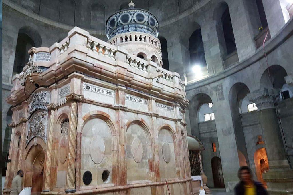 Mormântul Sfânt 5
