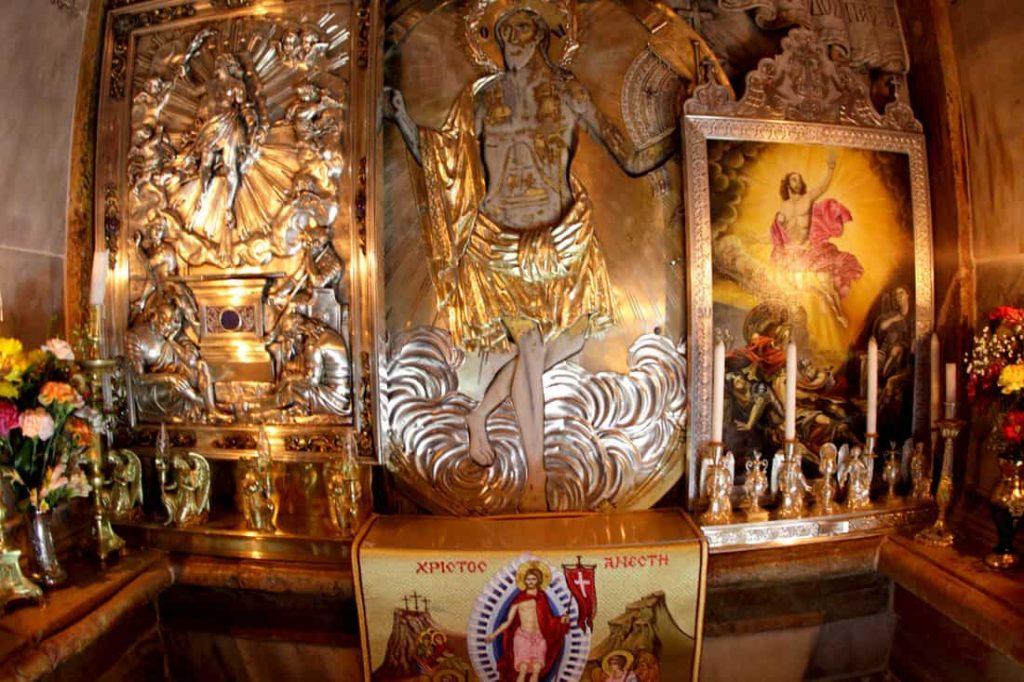 Mormântul Sfânt 6