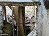 Acoperișul deteriorat al clădirii aflate în proprietatea Patriarhiei