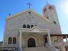 Nou-sfințita Biserică Sf Gheorghe din Peki'in