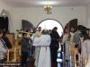 Prea Fericirea Sa în timpul slujbei de sfințire