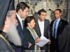 Domnul Tsipras inspectează lucrările la Sfânta Ediculă