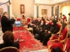 Domnul Moropoulos prezintă progresul financiar al proiectului