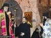 ÎPS Mitropolit de Kapitolias în biserica Sfântul Nicolae din Ierusalim