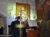 Arhimandritul Aristovoulos și psalții