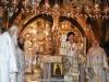 ÎPS Mitropolit Ioachim de Elenupolis în timpul Sfintei Liturghii