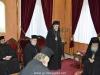 ÎPS Mitropolit se adresează oaspeților în Sala Tronului