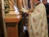 Părintele Issah traduce predica Prea Fericitului Patriarh