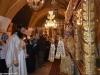 ÎPS Mitropolit Ioachim în timpul Sfintei Liturghii