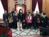 Școala de Muzică din Alimos îl vizitează pe Prea Fericirea Sa, Patriarhul Teofil