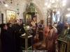 Vecernia la Sf. Mănăstire a Sf. Eftimie