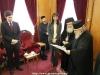Doamna Ministru primește Certificatul de Pelerin în Țara Sfântă