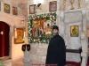 Cel care se îngrijește de Mănăstire, călăgurul aghiotafit Visarion