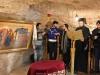 Corul în timpul Sfintei Liturghii