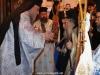 Sosirea PF Patriarh Teofil, închinându-se la sfintele moaște