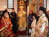 Prea Fericirea Sa, Patriarhul Ierusalimului, și soborul de preoți slujitori