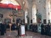 Creștinii evlavioși prezenți la sujbă