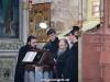 Arhimandritul Evsevie și corul cântăreților