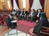 Domnii Loverdos, Karagiannidis și Salmas la Patriarhie