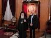 Prea Fericirea Sa și domnul Karagiannidis