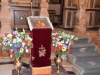 Prima parte a Acatistului Maicii Domnului în Prea Sfânta Biserică a Învierii