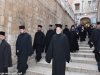 Soborul Patriarhal coborând la Prea Sfânta Biserică a Învierii