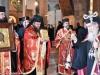 Întâmpinarea Prea Fericirii Sale la slujba Vecerniei