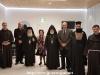 Prea Fericirea Sa și delegații celor trei comunități majore din Ierusalim