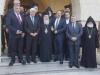 Președintele Republicii Elene împreună cu Prea Fericirea Sa și ÎPS Mitropolit al Rodosului