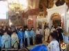 Doxologia în Catedrala Bunei Vestiri din Rodos