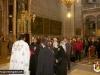 În timpul Sfintei Împărtășanii
