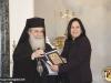 Recepția din Sala mare a Patriarhiei